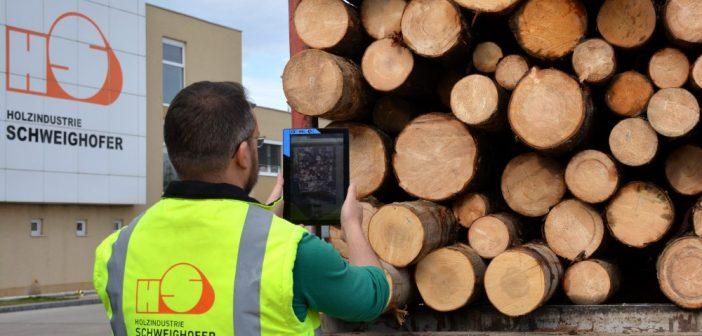 Holzindustrie Schweighofer lansează Timflow, sistemul de monitorizare prin GPS a transporturilor de buștean