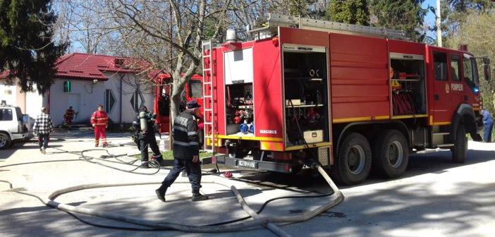Pompierii și-au făcut bilanțul în prima jumătate a anului 2017. Peste 200 de apeluri pe zi la dispeceratul ISU Alba