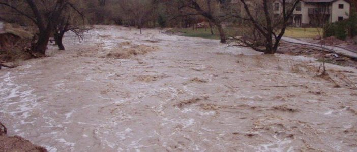 Avertizării hidrologice de Cod Portocaliu. A fost convocat Comitetul Județean pentru Situații de Urgență Alba