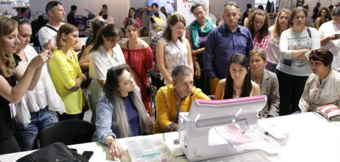 Succes peste aşteptări la Textile Technology Show