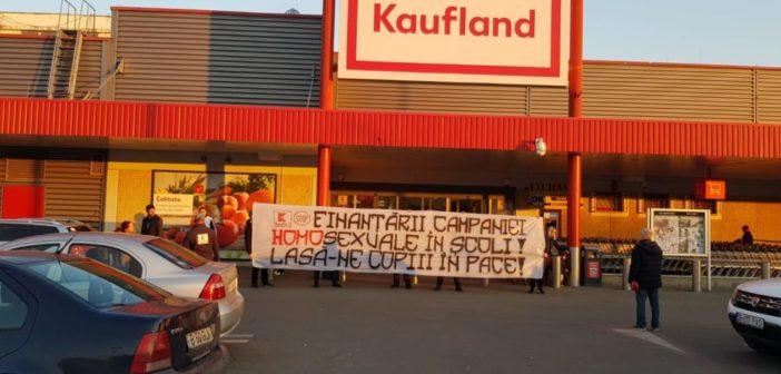 KAUFLAND, Reinstaurarea Nazismului în România!