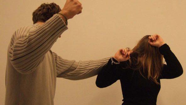 A fost nevoie de intervenţia jandarmilor  pentru a aplana un conflict între o femeie şi concubinul acesteia