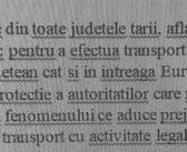 DOCUMENTE : Și totuși CORUPȚIA UCIDE ! Complicitatea și Nepăsarea Autorităților au dus la dezvoltarea unuia dintre dintre efectele cazului Caracal