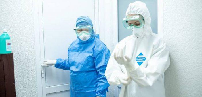 Femeie în vârstă de 69 de ani – cel mai recent caz de la SJU Alba Iulia. În ce spitale mai sunt internate cazuri cu COVID 19