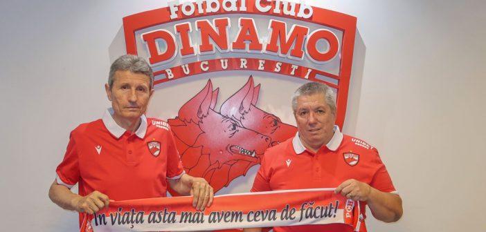 Cornel Țălnar, director tehnic la Dinamo București