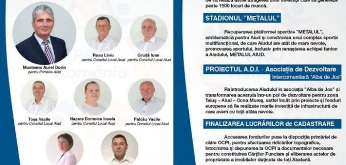 Echipa PRO România – PRO Aiud.