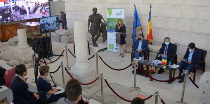 La Alba Iulia, a avut loc Conferința Internațională  pe tema economiei circulare, organizată de ADR Centru