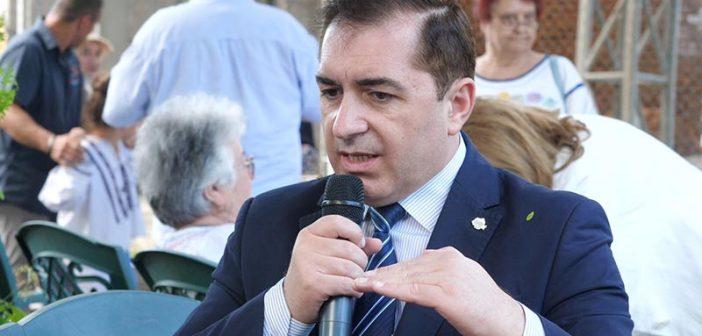 Daniel Ionașcu: Înaintașii noștri au știut să fie români, și s-au jertfit ca noi să avem o țară. E nevoie să fim uniți în lupta împotriva abuzurilor